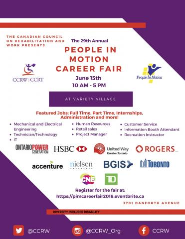 PEOPLE IN MOTION CAREER FAIR JUNE 15TH 10 AM – 5 PM   Youth Action